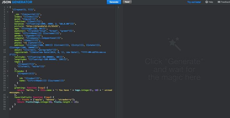 javascriptやスマホアプリ開発のajaxのテストに役立つWebサービス json